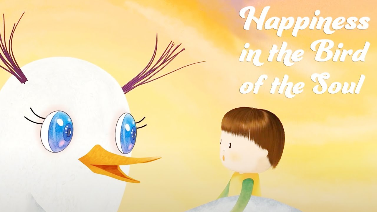 Find Happiness in the Bird of the Soul