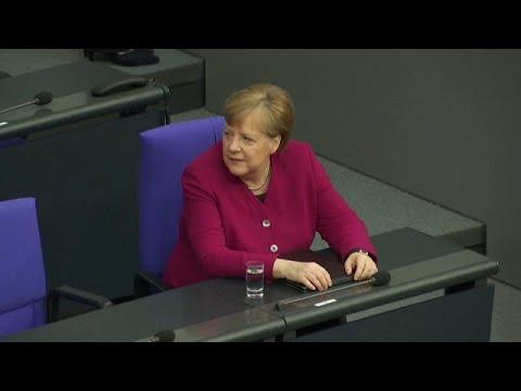Deutschland: Kanzlerin Merkel hält Umsetzung der Corona-Lockerungen für »zu forsch«