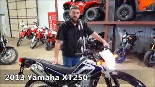 8. Yamaha 2013 XT250