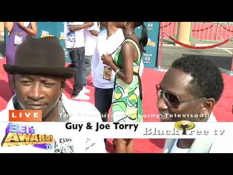 BET AWARDS 2008 - Joe & Guy Torry on Obama...