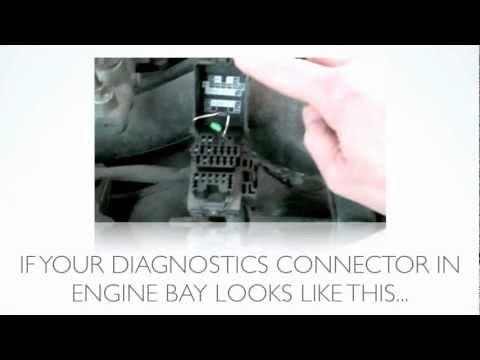 Mazda 17-pin engine diagnostics