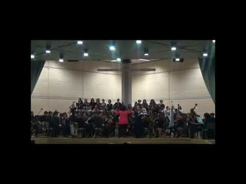 Christmas concert Χρηστός Ετέχθη O Holy Night
