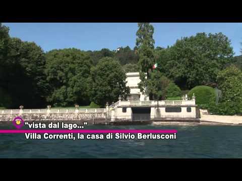 VL - Villa Correnti, la casa di Silvio Berlusconi