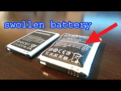 Download How to fix swollen phone battery, phone battery repairing