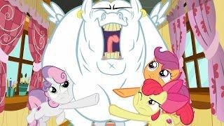 MLP FiM My Little Pony Friendship is MagicS06E04 S06 E04 Season 6 Episode 04 On Your MarksCMC & Bulk Biceps - Yeah!