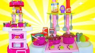 Video Mainan Masak-Masakan (Unboxing) Little Chef MP3, 3GP, MP4, WEBM, AVI, FLV April 2019