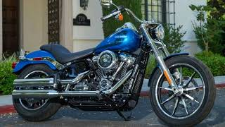 7. 2018 Harley-Davidson Low Rider Specs and Price