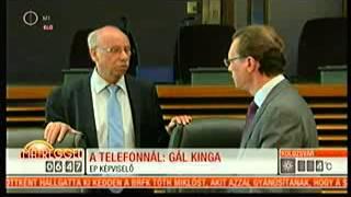 Viviane Reding kettős mércéje a kisebbségeket illetően (Gál Kinga az M1-en)