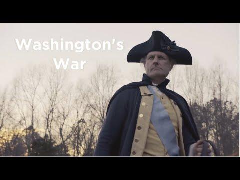 Washington's War (Full Movie) - General George Washington and the Revolutionary War