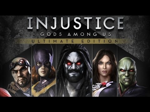 Injustice: Gods Among Us - All Intros, Super Moves and Victory Poses (Including All DLC) (HD)