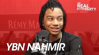 "YBN Nahmir Talks Going To Prom, Sleeping W/ 30 Year Olds, ""Rubbin Off The Paint"""