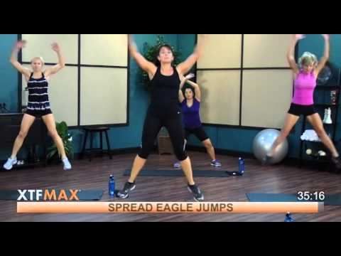 XTFMAX Workout DVD Set Trailer