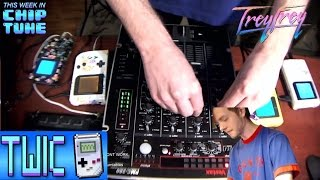 Download Lagu Live Chiptune Performance with Four Gameboys! (Trey Frey) - This Week in Chiptune Mp3