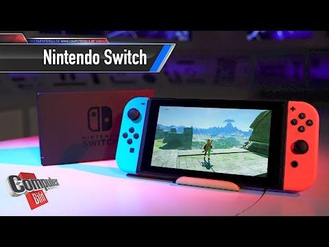 Nintendo Switch im Test: Wie gut ist die neue Konsole wirklich?
