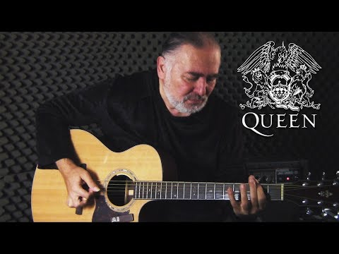 Queen - Crazy Little Thing Called Love - Igor Presnyakov - Fingerstyle Guitar Cover