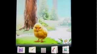Happy Easter Live Wallpaper YouTube video