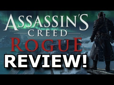 Assassin's Creed Rogue Remastered Review! BETTER Than Origins? (Ps4/Xbox One)