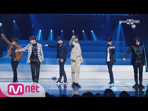 [SHINHWA - Touch] Comeback Stage | M COUNTDOWN 170112 EP.506 (видео)