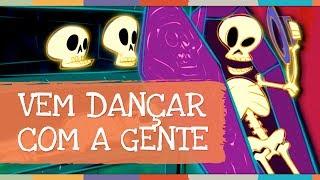 """Vem Dançar com a Gente - DVD 3D """"Show Brincadeiras Musicais da Palavra Cantada"""""""
