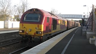Inverkeithing United Kingdom  city images : UK: DB Schenker Class 67 leaves Inverkeithing on a 'Fife Circle' Edinburgh to Cardenden service