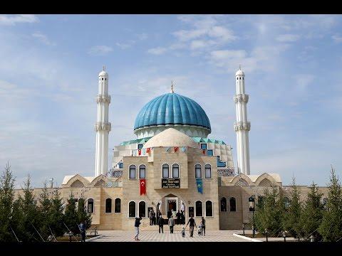 TDV Kazakistan ''Hoca Ahmet Yesevi Camii''