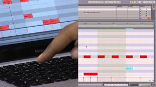 MIDI beats and melodies