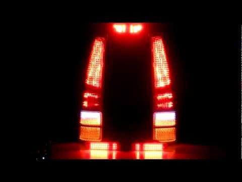 MH21S ワゴンR 流星LEDテール ウィンカー バック クロス流星点灯