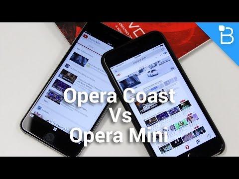 Opera mini 3.o фото