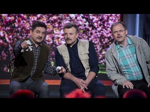 Kabaret CIACH / Rewers - Działkowcy trzej