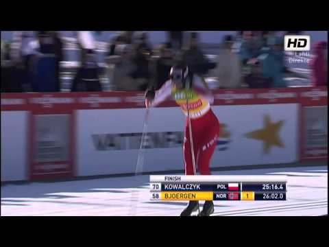 SportsHDWinter - Woman's 10 Km Lahti 2013 - Justyna Kowalczyk WINS Please watch in HD(720) quality for best viewing experience Sports-HD Production offers great variety in sp...