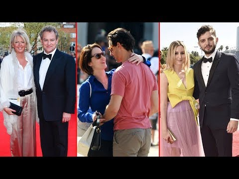 Downton Abbey...and their real life partners - Celebrities Cover