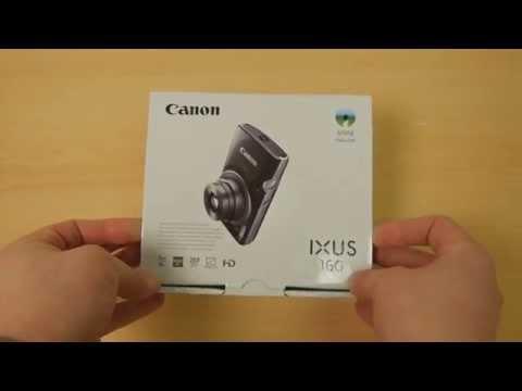 HODGE UNBOXES - Canon Ixus 160