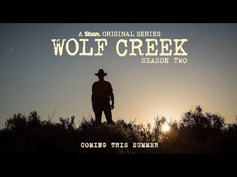 Wolf Creek Season 2 New Spot