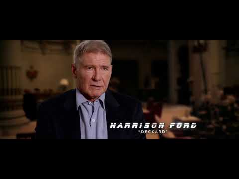 Harrison Ford - Featurette Harrison Ford (English)