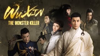 "Wu Xin: The Monster Killer MV ""Parting"" (English sub) Elvis Han, Gina Jin & Sebrina Chen"