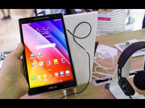 ASUS ZenPad 8.0 Z380M with Marshmallow Hands On (English)