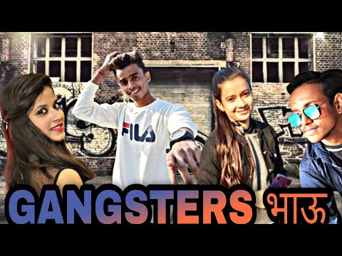 |GANGSTER BHAU| |GANSTER LIFE|#M2K||STORY OF A GANGSTER |BADLA|GANGSTER ACTION STORY|