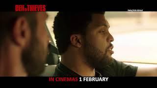 DEN OF THIEVES (15s 'Shoot Em Up' TV Spot) :: IN CINEMAS 1 FEBRUARY 2018 (SG)