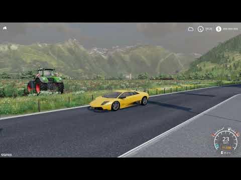 FS19 Lamborghini Murcielago v1.0