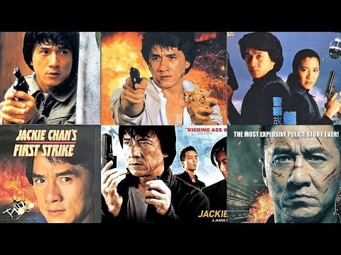 Police Story 1985 - 2013  Jackie Chan