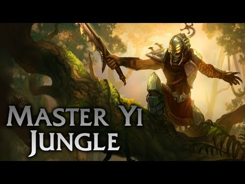 League of Legends | Headhunter Master Yi Jungle - Full Game Commentary