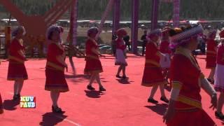 2014 Hmong International Hauvtoj in Honghe (Dej Liab), China - General Show