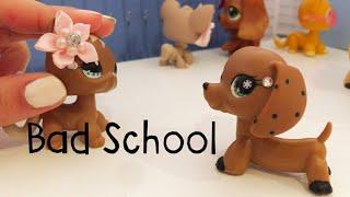 LPS:  Bad School! (Bad Teacher 2) 😂 |  lps kitkat ♡