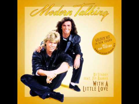 MODERN TALKING - With A Little Love (audio)