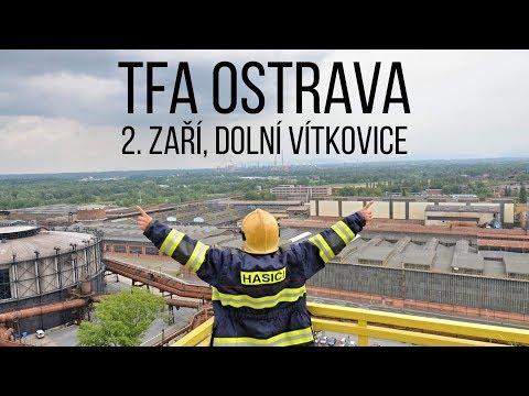 Absolutním vítězem TFA Ostravská věž Petr Moleš