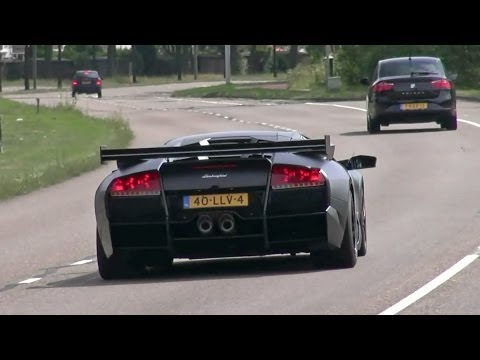 accelerating - During a good cause event in The Netherlands, I have recorded many exotic cars accelerating loud! This event is organized by the Dutch Lotus supercar club, t...