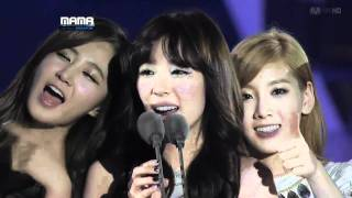 Nonton 111129 Snsd   Artist Of The Year   2011 Mama Film Subtitle Indonesia Streaming Movie Download