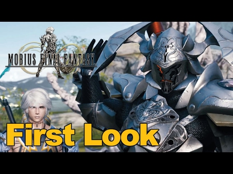 Mobius Final Fantasy Gameplay First Look – MMOs.com