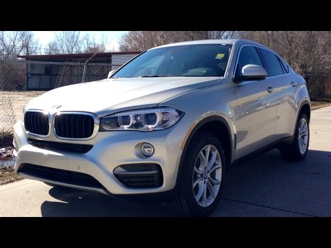 2015 BMW X6 xDrive35i Full Review, Start Up, Exhaust