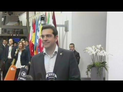 Aλ.Τσίπρας: Συνεχίζουμε τον αγώνα εκ μέρους του ελληνικού και ευρωπαϊκού λαού